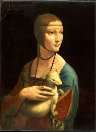 Dama con l'ermellino - Wikipedia